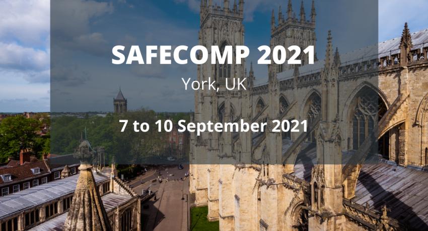 SafeComp 2021 conference